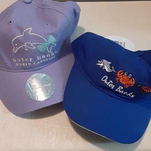 Kids cap - blue or purple